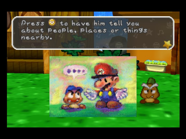 Paper Mario - Misc  -  - User Screenshot